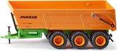 SIKU 2892 3-Assige Kiepwagen met Kantelbak