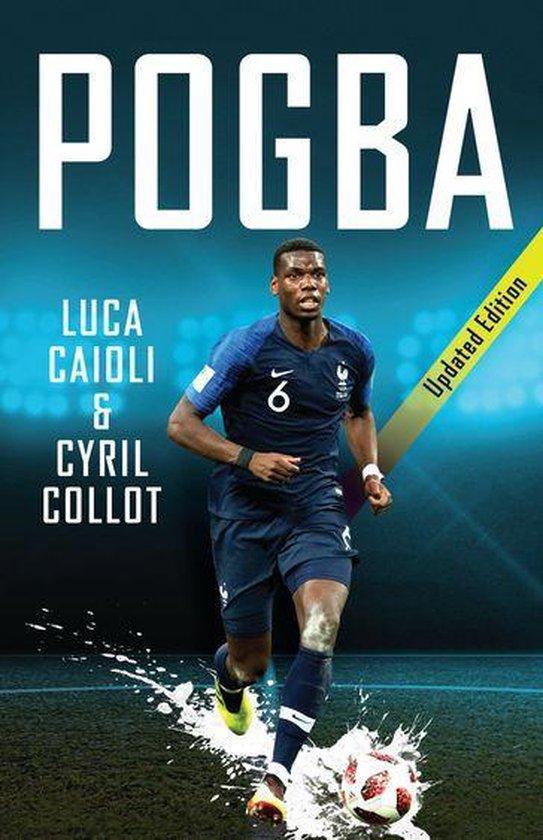 Boek cover Pogba van Cyril Collot (Onbekend)