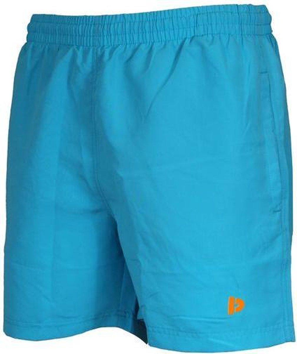 Donnay Zwemshort kort - Sportshort - Heren - Maat 4XL - Lichtblauw