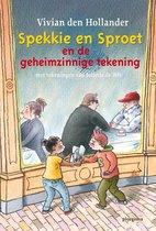 Spekkie en Sproet en de geheimzinnige tekening