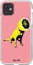 hoesje Lemon Dog Casetastic Smartphone Hoesje softcover case