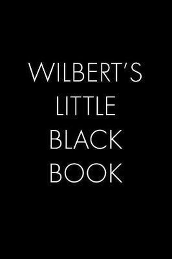 Wilbert's Little Black Book