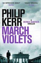 Omslag March Violets
