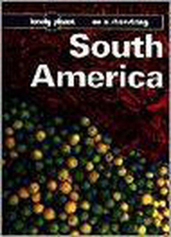 SOUTH AMERICA 6 - James Lyon |