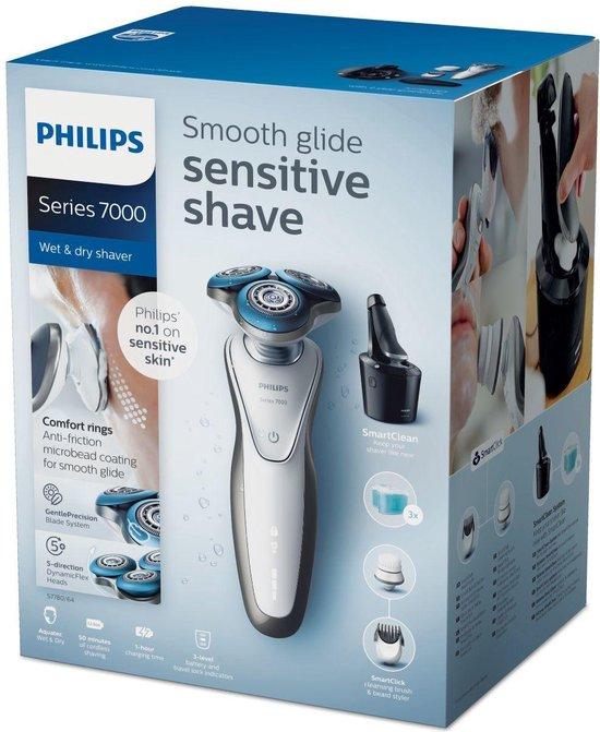 Philips Shaver 7000 serie S7780/64 - Scheerapparaat voor droog/nat gebruik