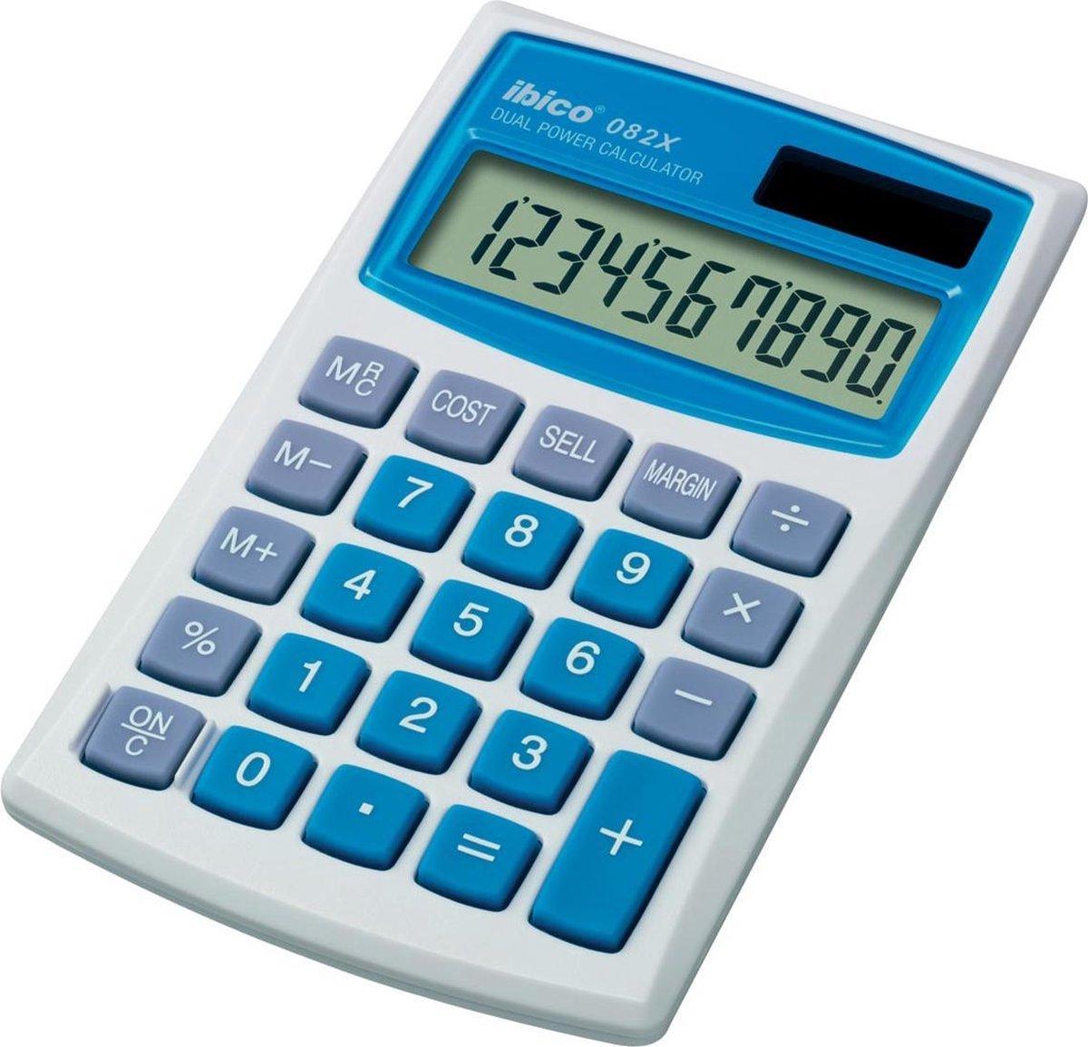 Ibico 082X - Bureaurekenmachine