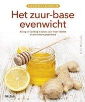 Boek cover Het zuur-base evenwicht van Eva-Maria Kraske