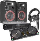 Power Dynamics PDC-10 DJ Controller set 400