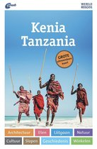 ANWB Wereldreisgids  -   Kenia, Tanzania Wereldreisgids
