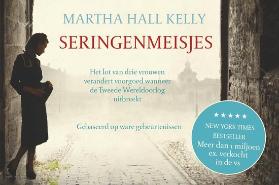 Seringenmeisjes - dwarsligger (compact formaat) - Martha Hall Kelly |