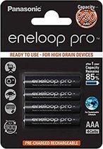 Panasonic Eneloop Pro AAA Oplaadbare batterij (NiMH)