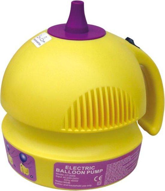 Elecktrische ballonnenpomp 400 watt - 2PSI - 520L/min