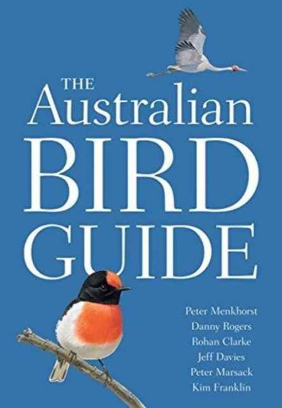 Boek cover The Australian Bird Guide van Peter Menkhorst (Paperback)