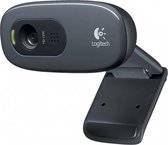 LOGITECH C270 HD Webcam - webcam voor pc - camera - webcam met microfoon