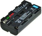 ChiliPower camera accu Sony NP-F330 / NP-F550