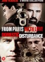 From Paris With Love + Domestic Disturbance