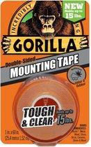 Gorilla Glue - Mounting Tape - dubbelzijdige montagetape