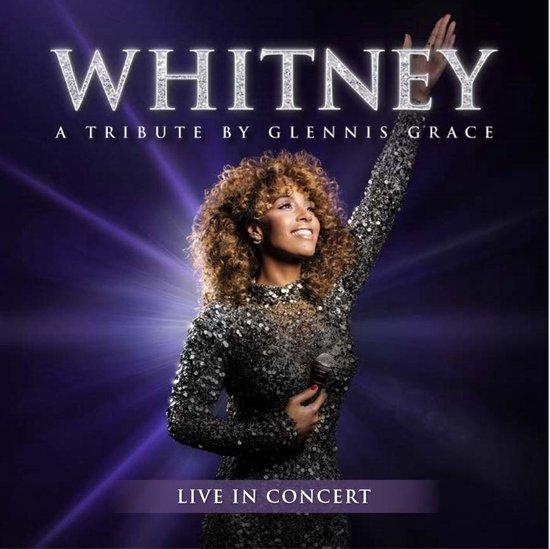 Whitney - A Tribute By Glennis Grace (Cd+dvd) (Exclusief bij bol.com)