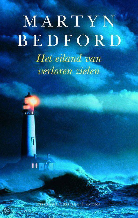 Het Eiland Van Verloren Zielen - Martyn Bedford |
