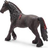 Schleich Friese merrie 13749 - Paard Speelfiguur - Horse Club - 14 x 4 x 10,5 cm