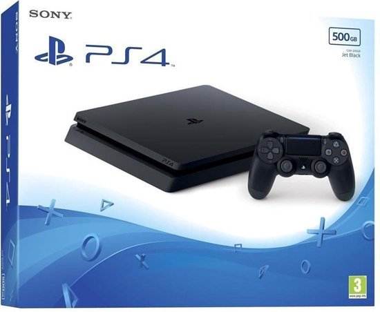 Sony Playstation 4 Slim console 500GB