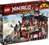LEGO NINJAGO Legacy Het Spinjitzu Klooster - 70670