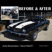 BEFORE & AFTER - Auto Restoration - Done RIGHT!