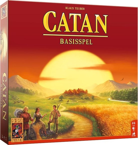 Afbeelding van De Kolonisten van Catan