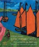 Erich Heckel - Werkverzeichnis der Ölgemälde