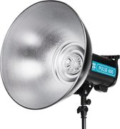 60° Reflector / Lampkop voor Studiolampen / Studioflitsers - ø 45cm