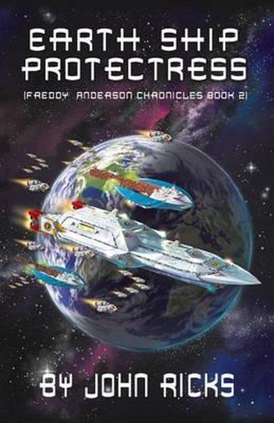 Earth Ship Protectress