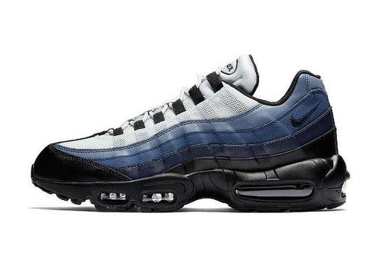 air max 95 zwart blauw