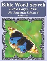 Bible Word Search Extra Large Print Old Testament Volume 8