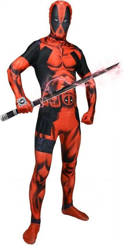 Morphsuits  Zapper Deadpool kostuum voor volwassenen  - Verkleedkleding - 135/150 cm