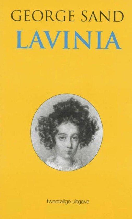 Cover van het boek 'Lavinia / druk 1' van George Sand