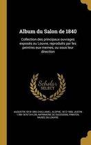 Album Du Salon de 1840
