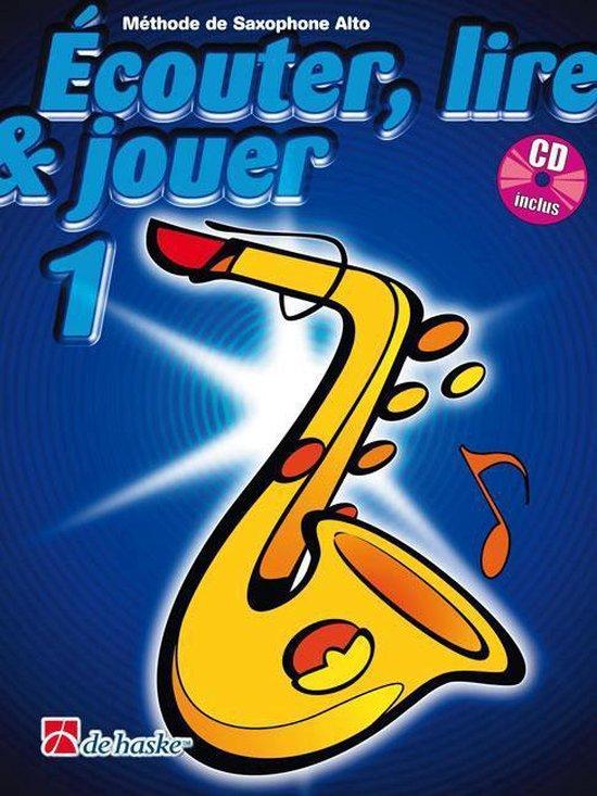 Couter Lire Jouer 1 Saxophone Alto - J.J.P. Kastelein |