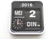 Nederlandse Kalenderklok - Low Vision Design