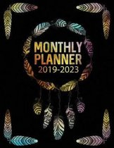 Monthly Planner 2019 - 2023