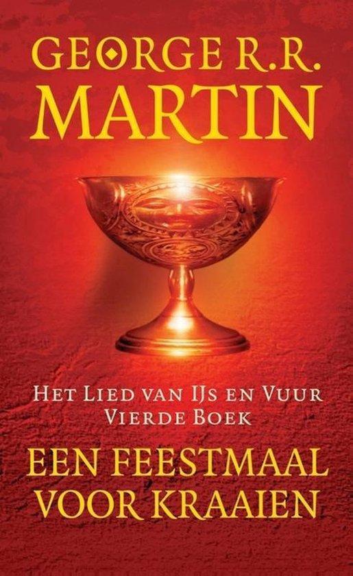 Game of Thrones - Een Feestmaal voor Kraaien - George R.R. Martin  