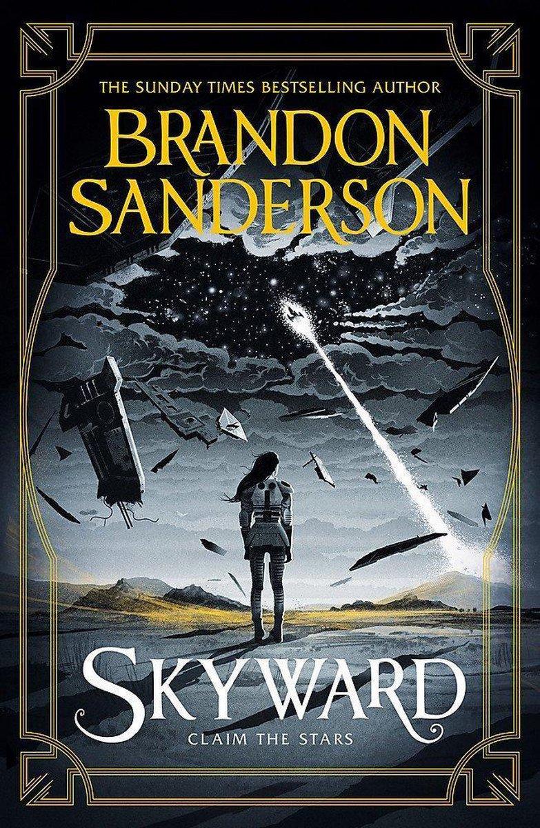 Skyward - Brandon Sanderson