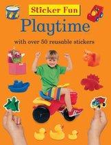 Sticker Fun - Playtime