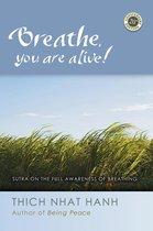 Omslag Breathe, You Are Alive