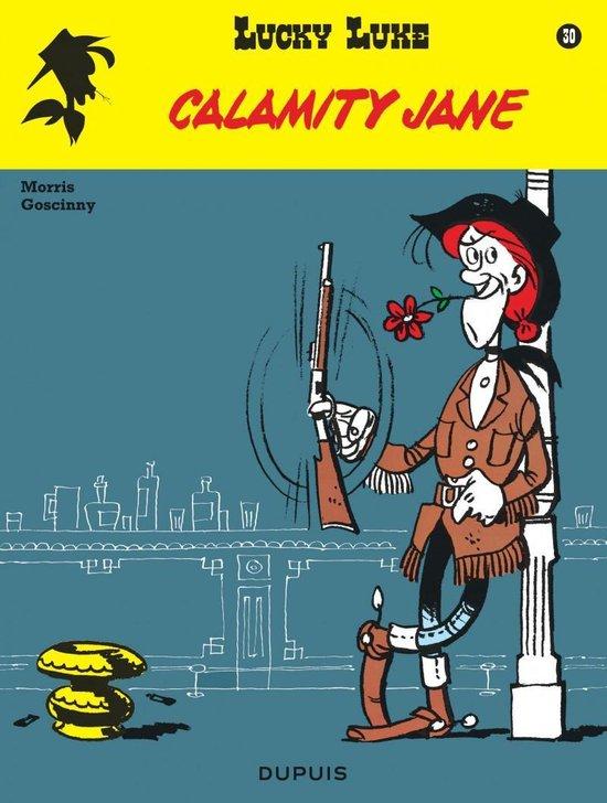 Lucky luke 30. calamity jane - Morris |