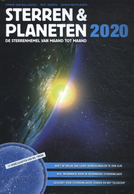 Sterren en Planeten 2020 - Erwin van Ballegoij |