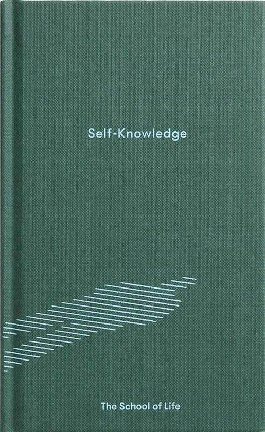 Boek cover Self-Knowledge van The School of Life (Hardcover)
