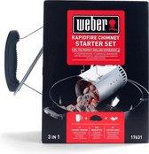 Weber Brikettenstarterset