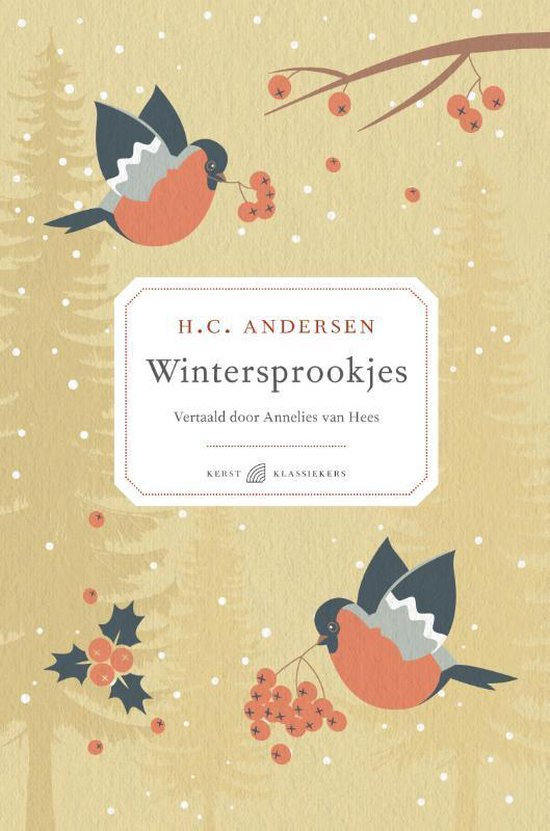 Wintersprookjes - Hans Christian Andersen pdf epub