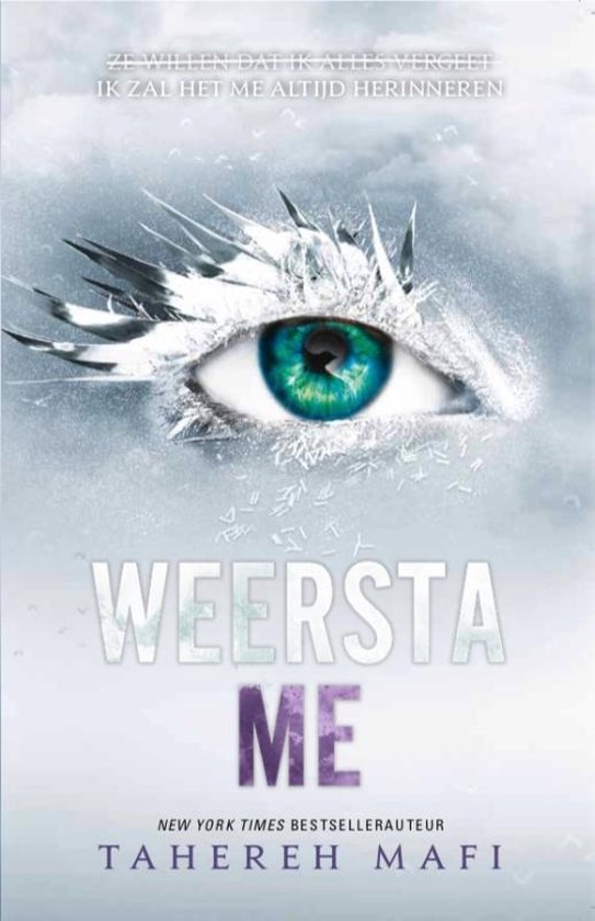 Touching Juliette 5 - Weersta me - Tahereh Mafi   Fthsonline.com