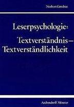 Leserpsychologie: Textverständnis, Textverständlichkeit